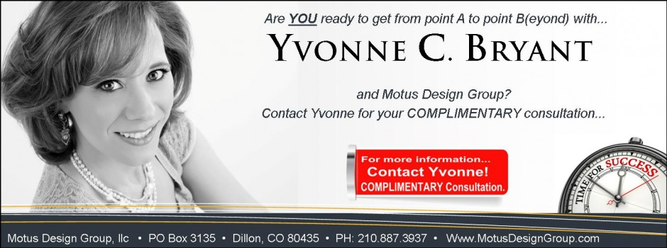 Yvonne Bryant - Contact Yvonne 04112013