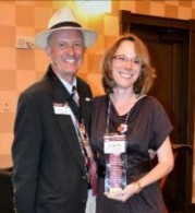 Yvonne Bryant 2011-2012 Toastmaster of the Year District 26